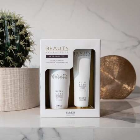 Beauty Experience Nutry care home products - Emmebi Italia