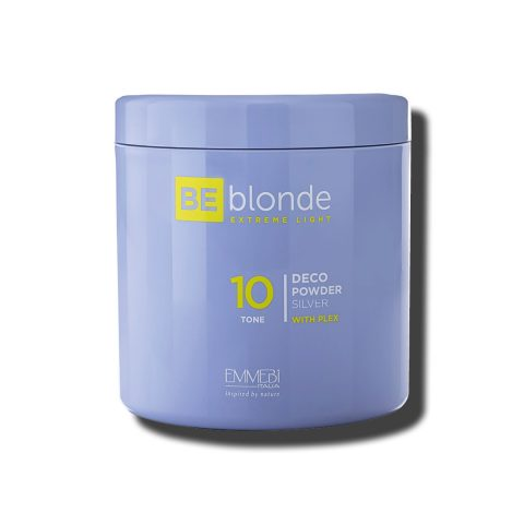 Be Blonde Deco Powder Silver 10